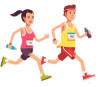 Rencontre Jeune Sportive